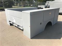 2015 Omaha Standard-Palfinger 108DV54VT Utility Truck Body