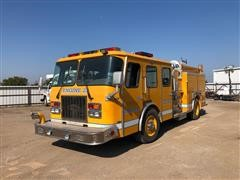 1993 Emergency 1 Fire Truck