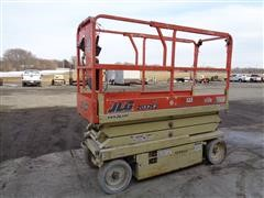 2000 J L G 2032E2 Electric 20' Scissor Lift