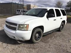 2011 Chevorlet Tahoe SUV