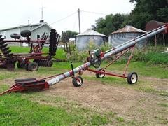 Peck 802-31 31' Electric Auger