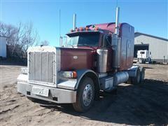 1996 Peterbilt 379 T/A Truck Tractor
