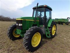 1999 John Deere 7410 MFWD Tractor