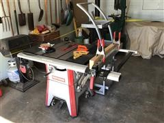Craftsman 351.218330 Contractor Table Saw