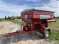 Unverferth 150 Weigh Wagon