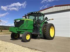 2013 John Deere 6170R 2WD Tractor