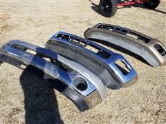 Ford & Dodge Front Bumpers