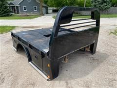 CM 1520918 Pickup Flatbed