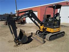 2012 John Deere 27D Mini Excavator
