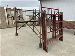 5' X 5' Scaffold Ladder Jacks