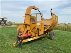 DuraTech 2564 Haybuster Bale Processor