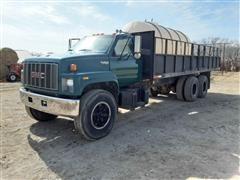 1993 GMC TopKick T/A Water Truck