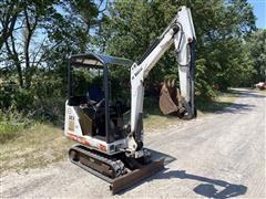 2005 Bobcat 323 Mini Excavator
