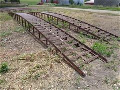 Johns Welding 35' Pivot Bridges