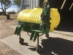 J D Skiles 3-Pt Fertilizer Tank