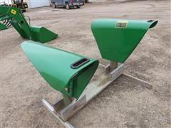 John Deere 4020 Tractor Fenders