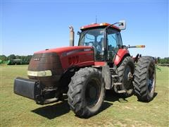 2009 Case IH 305 MFWD Tractor