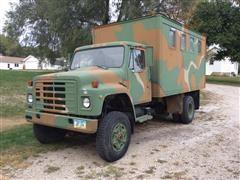 1984 International 1854 4x4 S/A Service Truck