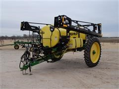 2015 Bestway Field Pro IV 1000 Pull Type Sprayer