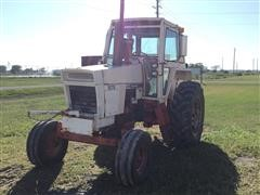 1976 Case 1070 2WD Tractor w/Cab