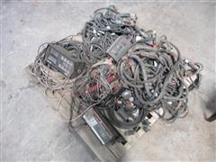 Monitors & Wiring Harnesses