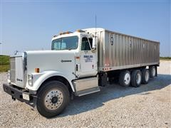 1996 International 9300 Quad/A Grain Truck