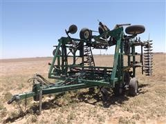 2015 Great Plains 9633PP Double-Folding Blade Plow