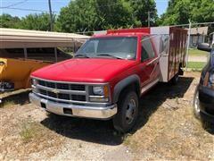 1997 Chevrolet 3500 Utility Truck