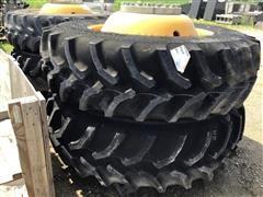 CLAAS Lexion 520/85R42 Tires & Rims