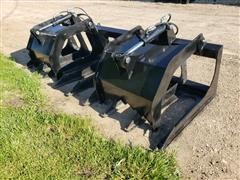 2020 Brute Root/Brush Grapple Skid Steer Attachment