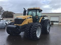 2013 Challenger MT685D MFWD Tractor