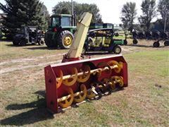 Farm King 960 SB 3-PT Snow Blower