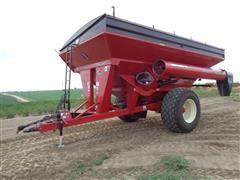 2011 Unverferth Brent 882 Grain Cart W/Scale & Load Camera