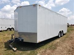 2005 Forest River Cargomate T/A Enclosed Trailer