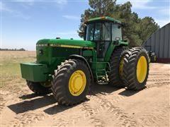 1992 John Deere 4960 MFWD Tractor