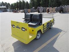 2010 Columbia B3CL-48 Yard Cart