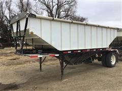 1984 Doonan D21F24 Grain Trailer