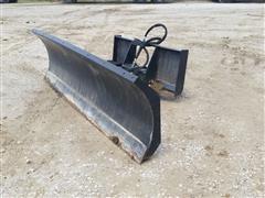 John Deere BL08B Skid Steer Snowplow