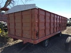 Omaha Standard Harvest Wagon