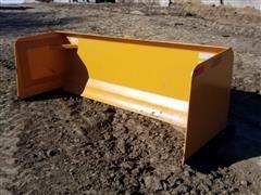 2019 Industrias America SP08 Skid Steer Mount 8' Snow Pusher