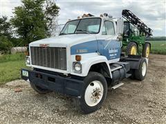 1986 GMC Brigadier S/A Truck Tractor