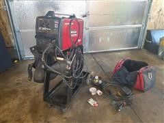 Lincoln Electric Dual 180 Power Mig Wire Welder