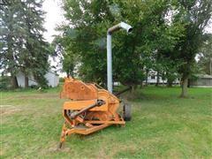 Bear Cat Western Land Roller Hammer Mill