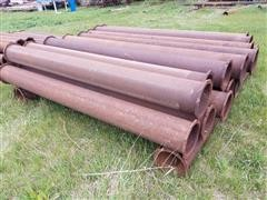 "10"" X 10' Well Column Pipe"