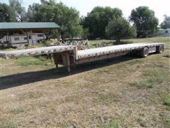 2005 Wilson Road Brute CFD-900 T/A Drop Deck Trailer