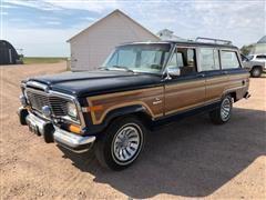 1984 Jeep Grand Wagoneer SUV