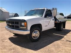 1996 Chevrolet 3500 Flatbed Pickup
