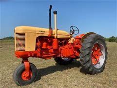1956 Case 400 Diesel 2WD Tractor