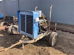 Chrysler 318 Power Unit On Cart