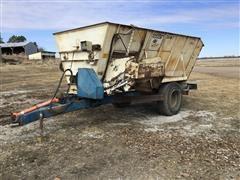 Harsh 350MT Auger Mixer Feeder Wagon